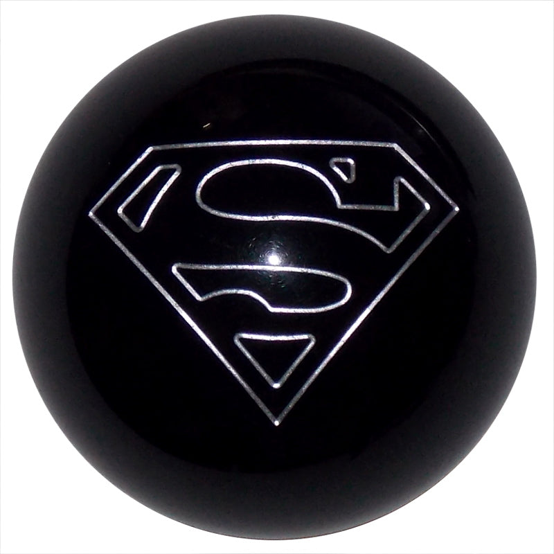 2016-17 GT350 Mustang Black Superman Shift Knob