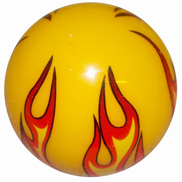Yellow Flame Shift Knob