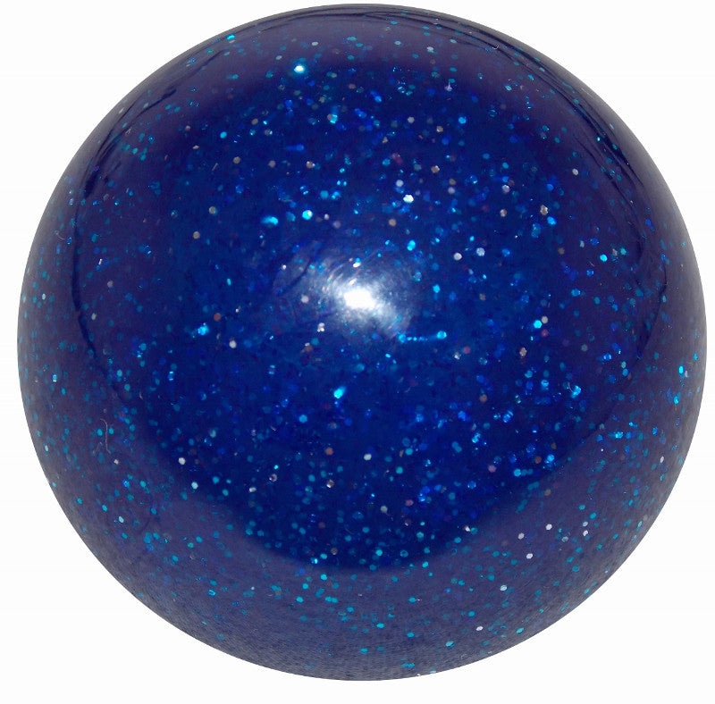 Blue Glitter Shift Knob
