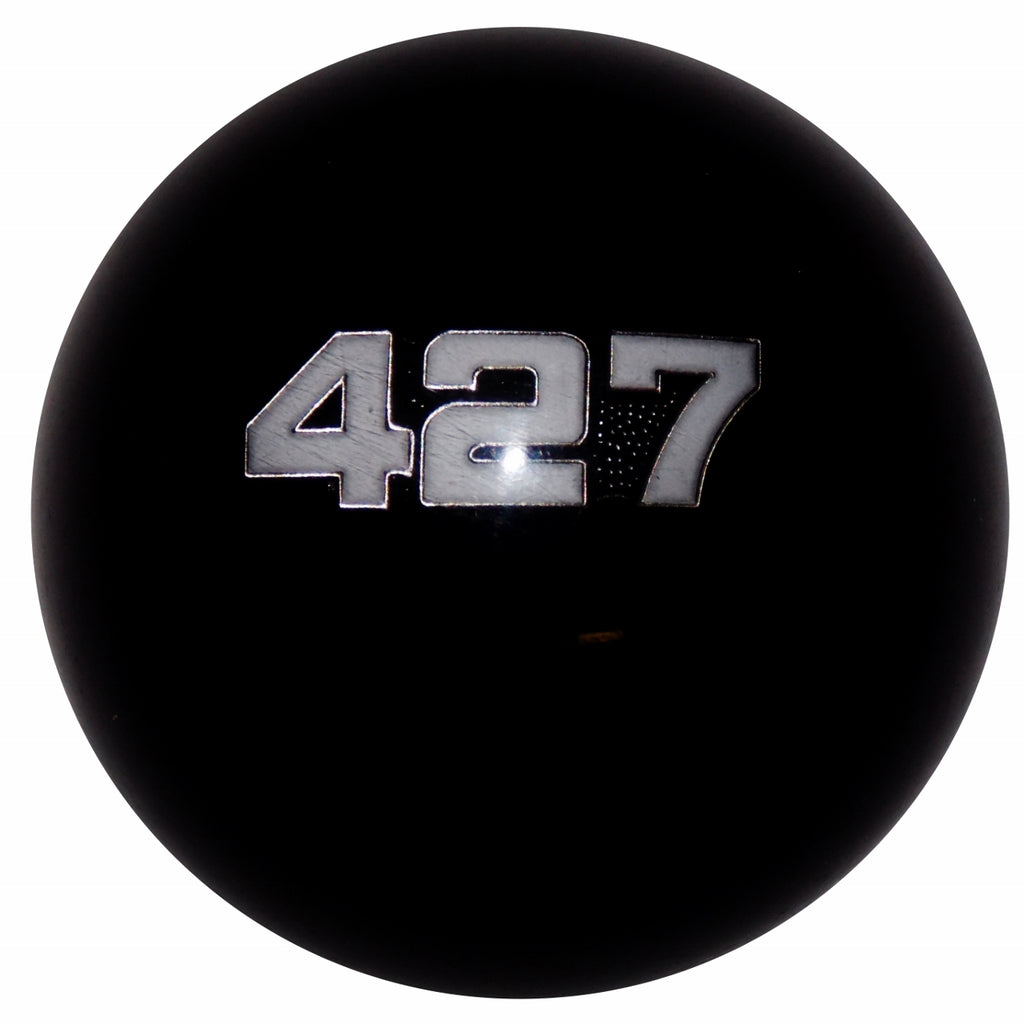 Black 427 Emblem Shift Knob