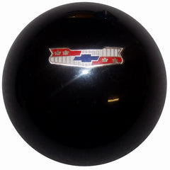 Black Chevy w/ 55-57 Emblem Shift Knob