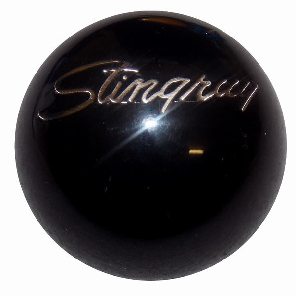 Black Stingray Emblem Shift Knob