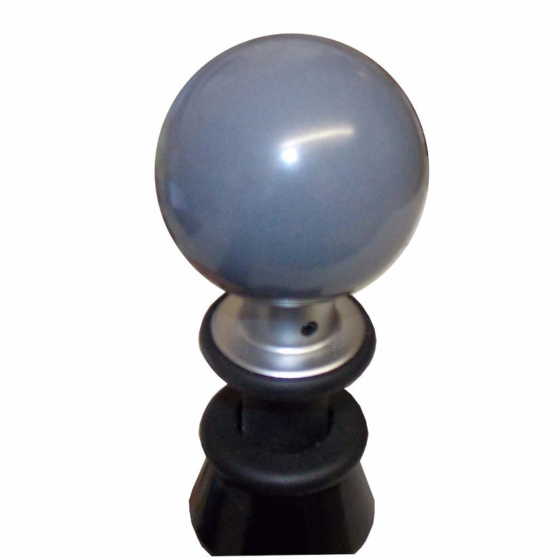 Gray Heavy Weight Composite Subaru STi, BRZ, FR-S, FT-86 6 Speed Shift Knob
