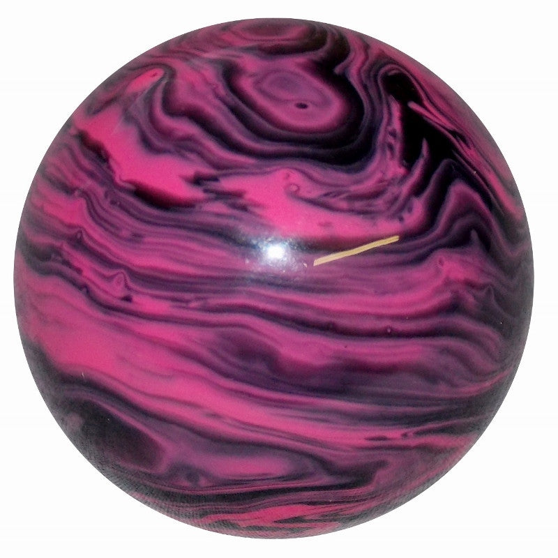 Marbled Black & Pink Brake Knob
