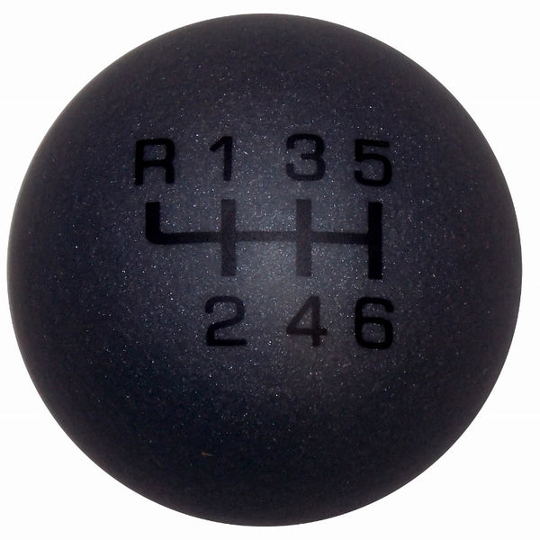 2015-17 Mustang Carbon Graphite 6 Speed Shift Knob