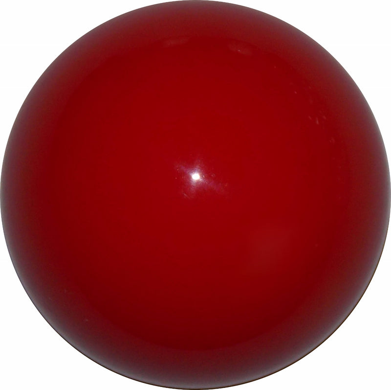 016-18 GT350 Mustang Solid Red Shift Knob