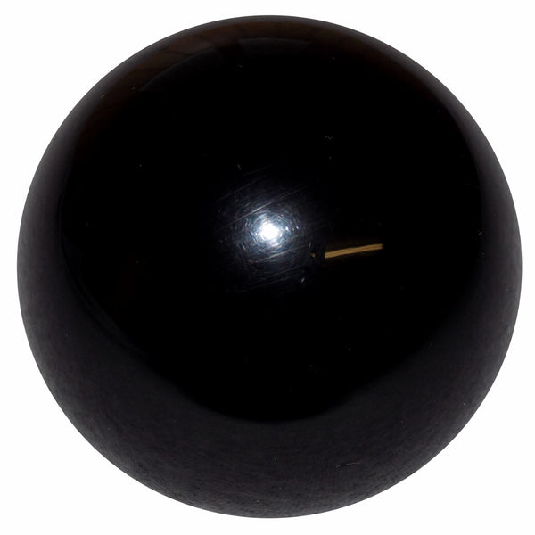 Solid Black Shift Knob
