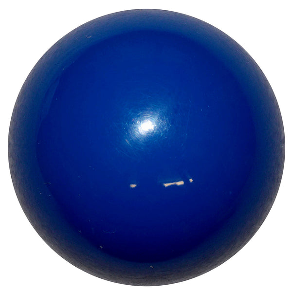 Solid Dark Blue Shift Knob