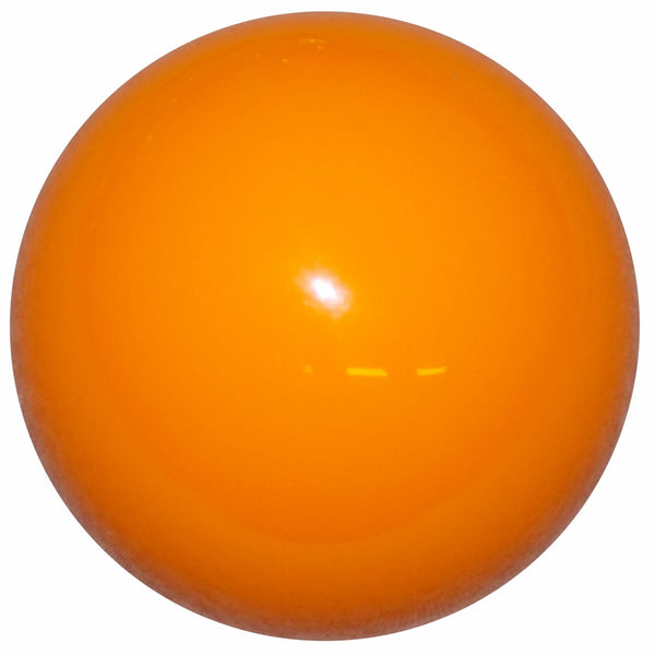 Solid Grabber Orange Shift Knob