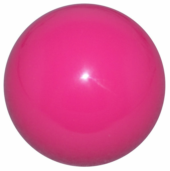 Solid Hot Pink Shift Knob