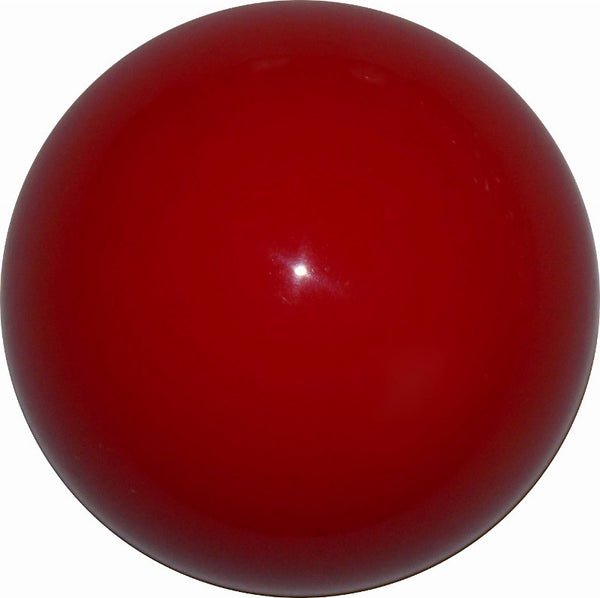 Solid Red Brake Knob