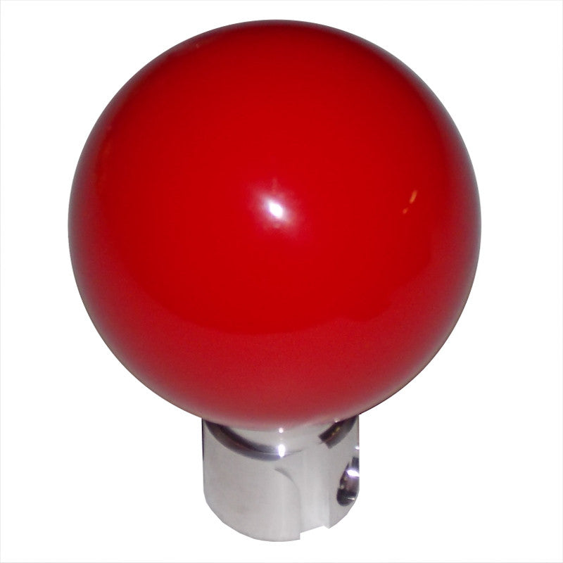 C6 C7 Corvette Solid Red Shift Knob