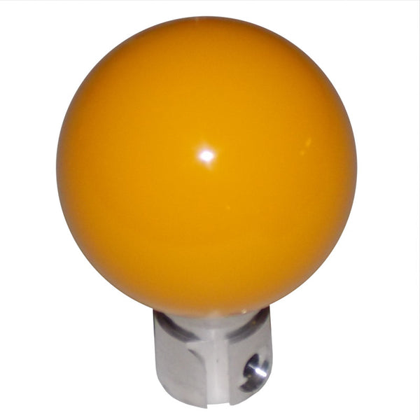 C6 C7 Corvette Solid Yellow Shift Knob