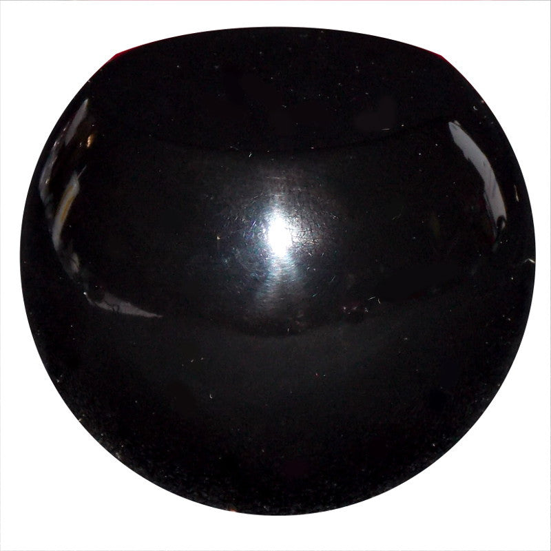 Flat Top Black Shift Knob