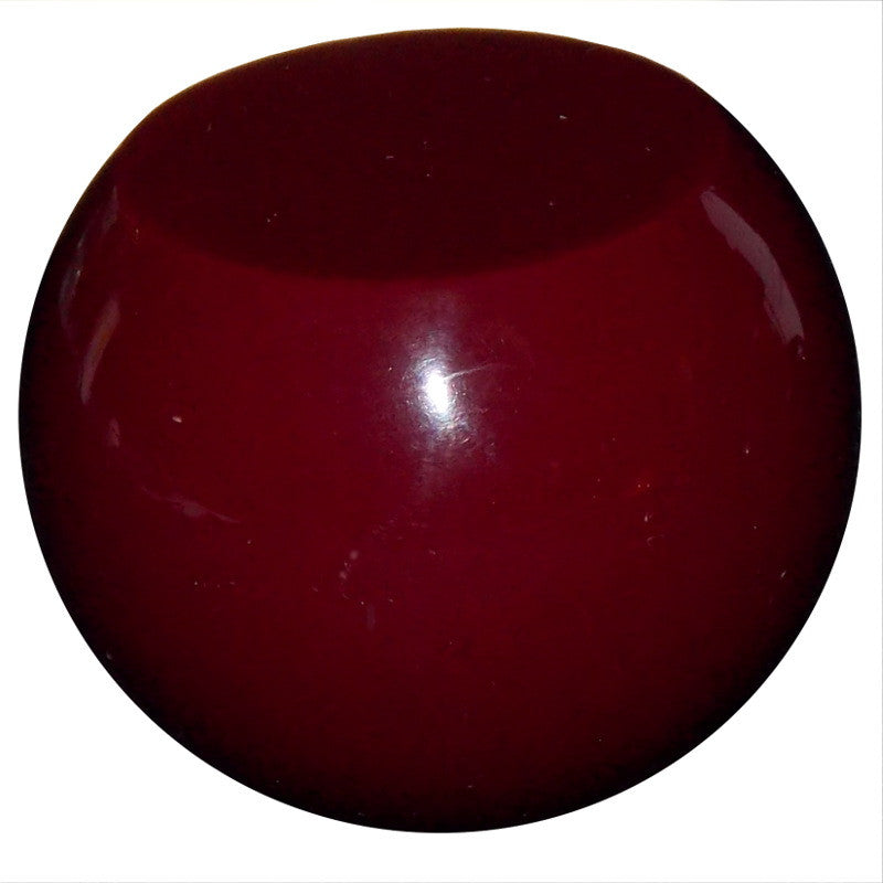 Flat Top Burgundy Shift Knob