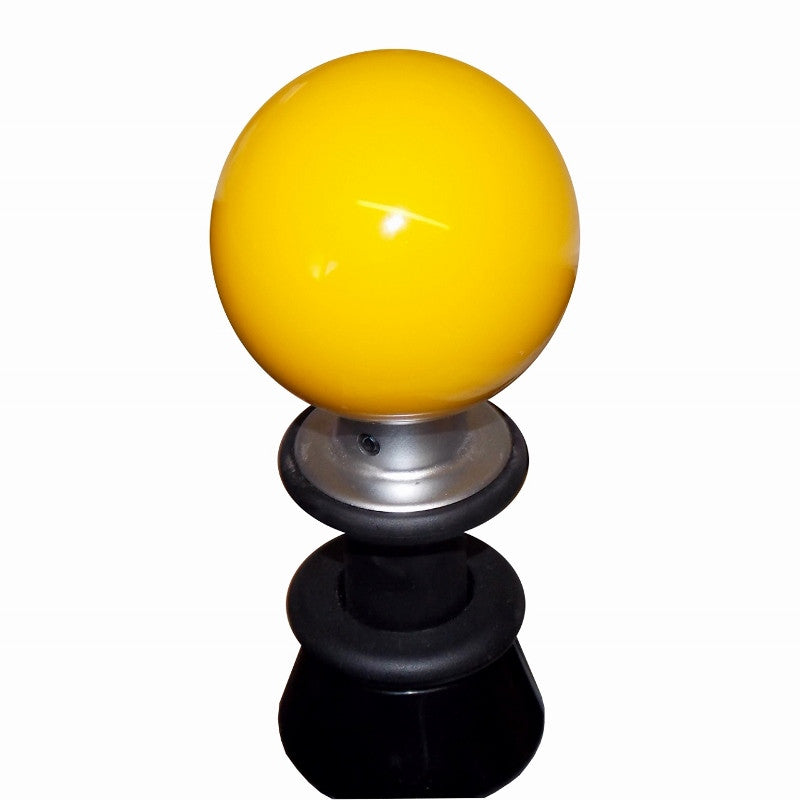 Yellow Subaru STi, BRZ, FR-S, FT-86 6 Speed Shift Knob
