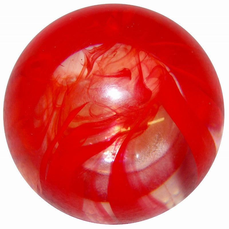 Splash Clear with Red Shift Knob