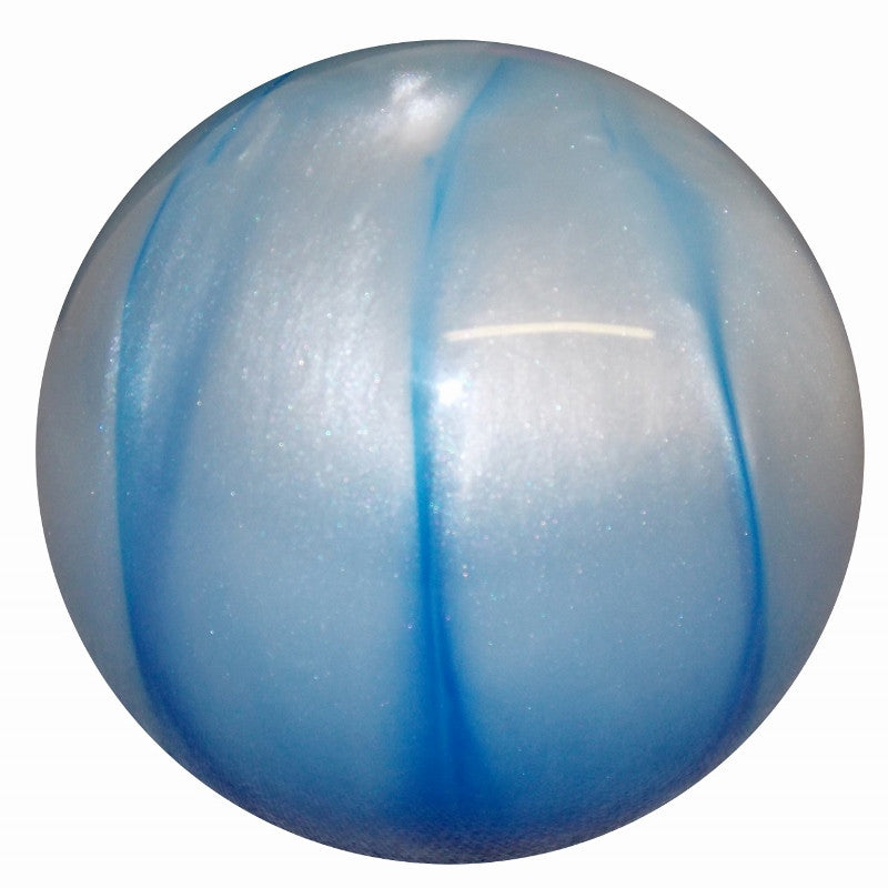 Splash Pearl with Blue Shift Knob