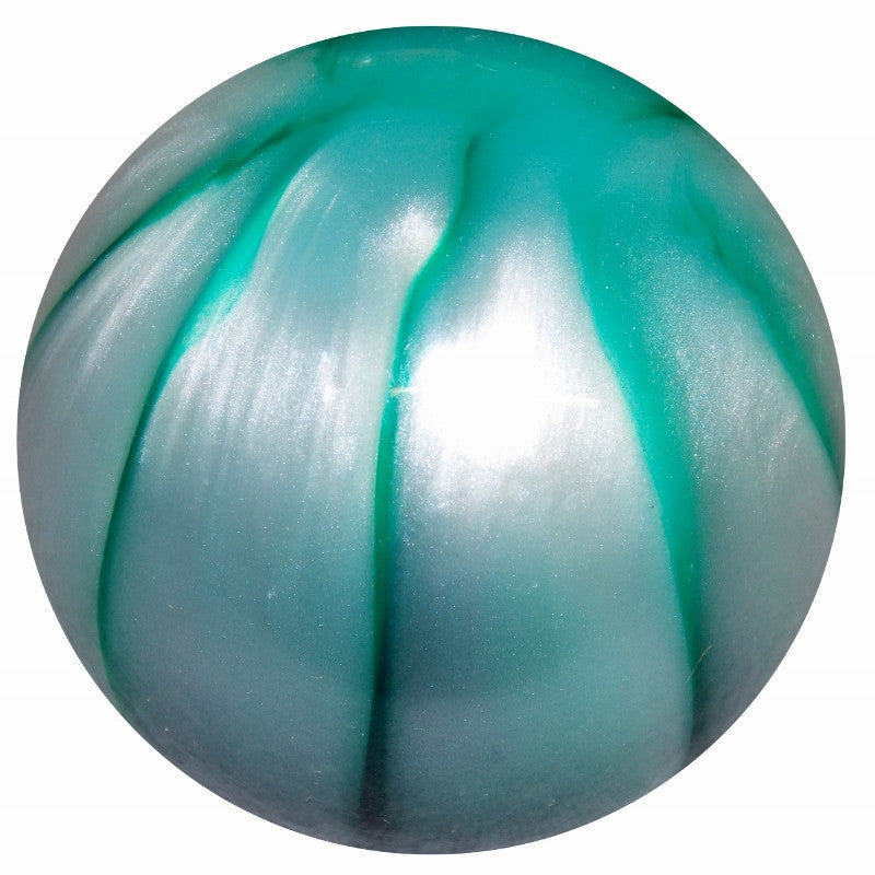 Splash Pearl with Green Shift Knob