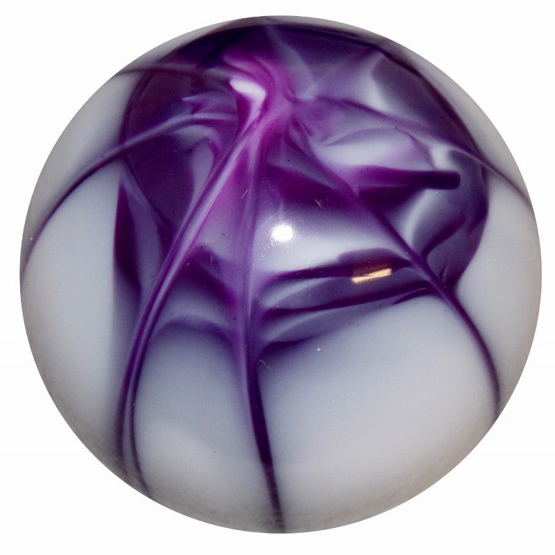 Splash White with Purple Shift Knob