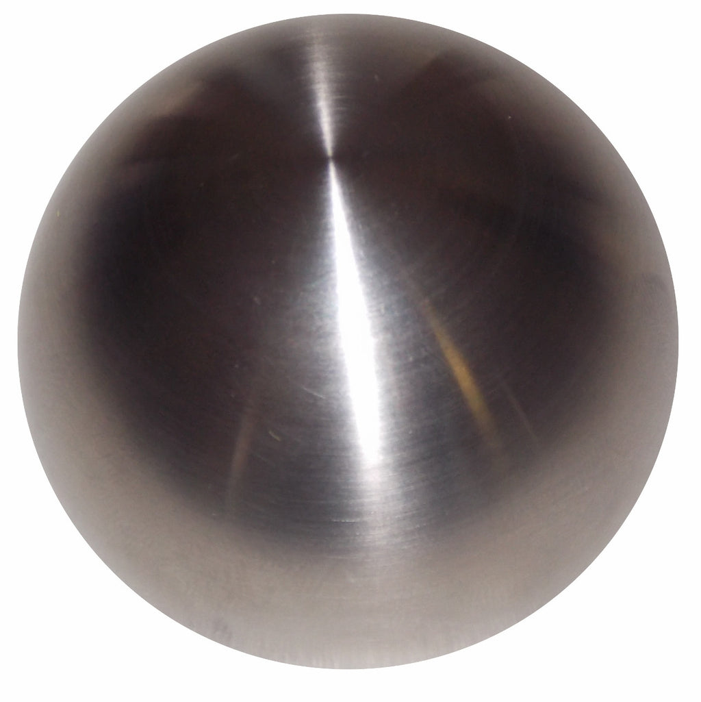 Brushed Stainless Steel C5 Corvette Heavy Weight Shift Knob