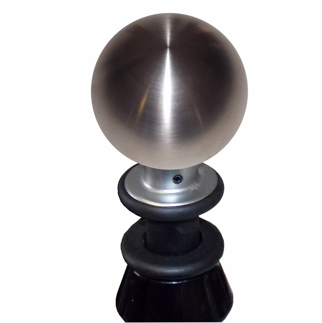 Brushed Stainless Steel Subaru STi, BRZ, FR-S, FT-86 6 Speed Heavy Weight Shift Knob