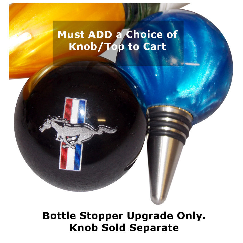 Custom Wine Bottle Stoppers