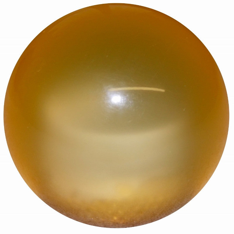 Translucent Orange Brake Knob