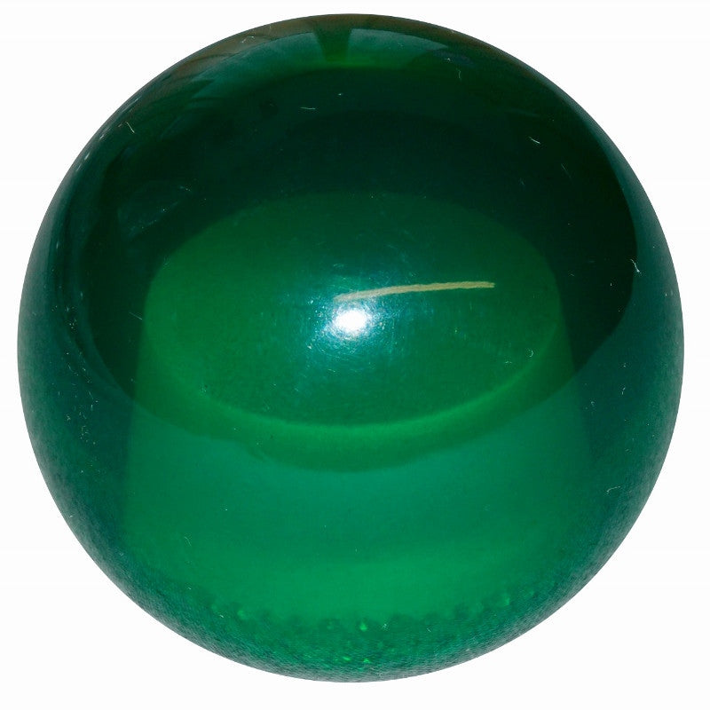 Transparent Green Brake Knob