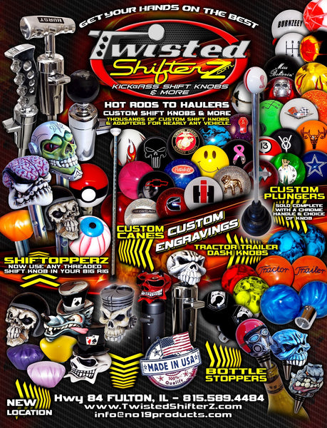 Twisted Shifterz Truck Shifter Dealer List