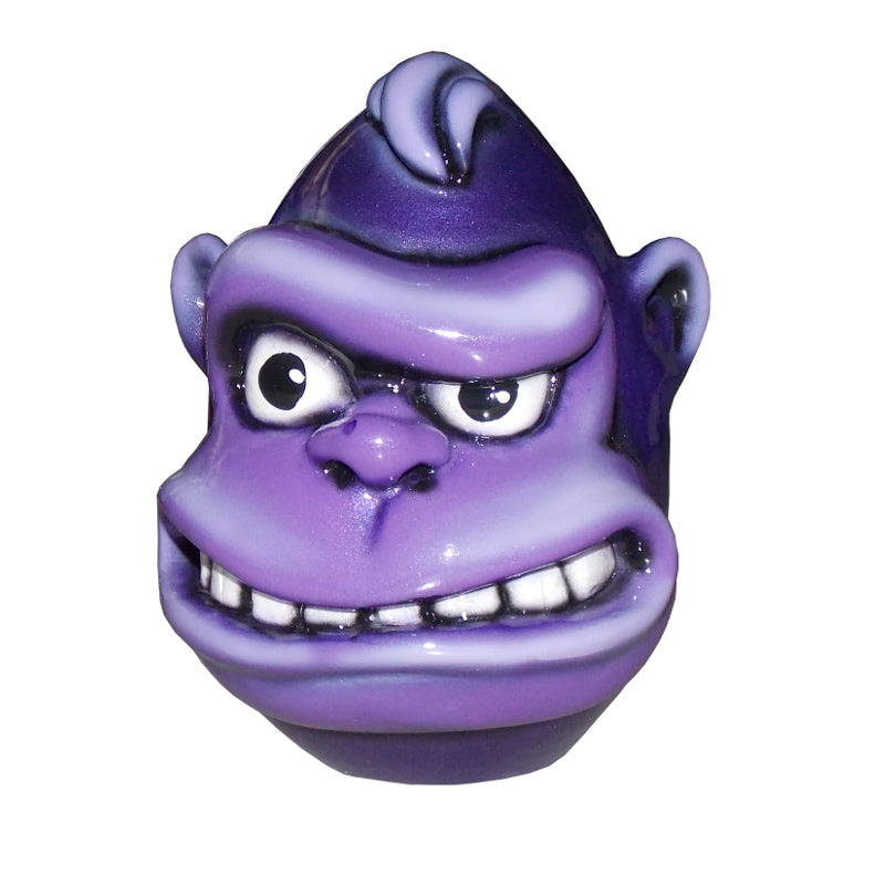 Vinnie Apenopolos - Purple Ape Shift Knob