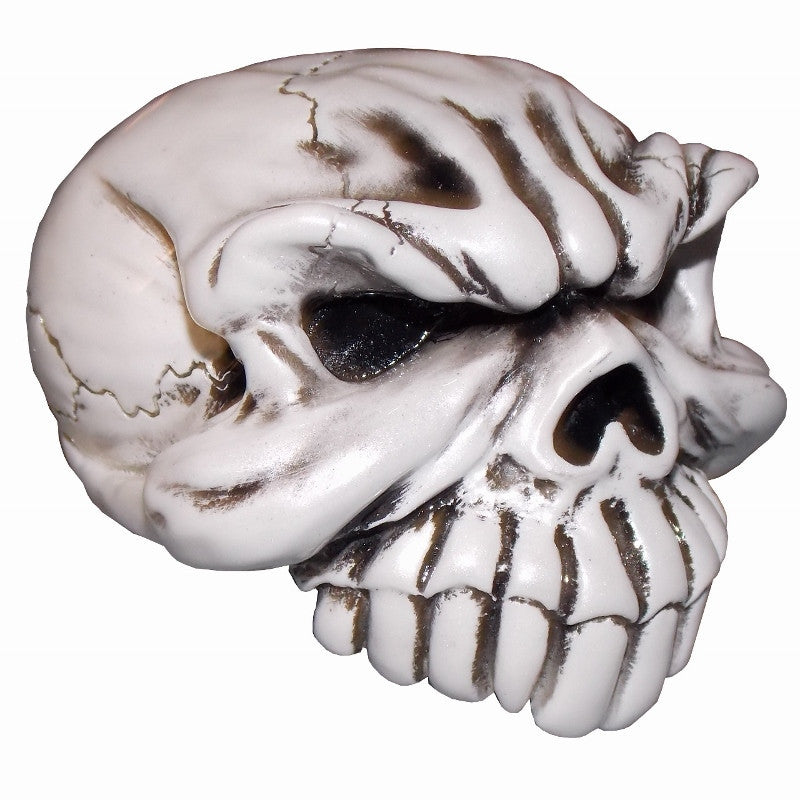 Gomez Skull - Pearl White Shift Knob
