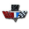 327 Flags Emblem Shift Knob
