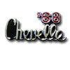 68 Chevelle Emblem Shift Knob