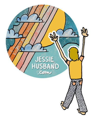 Custom Illustration - Deposit - Jessie husband