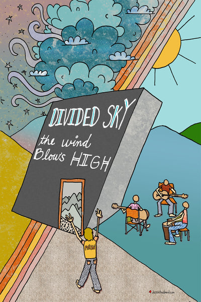Divided Sky, Phish Lyrics