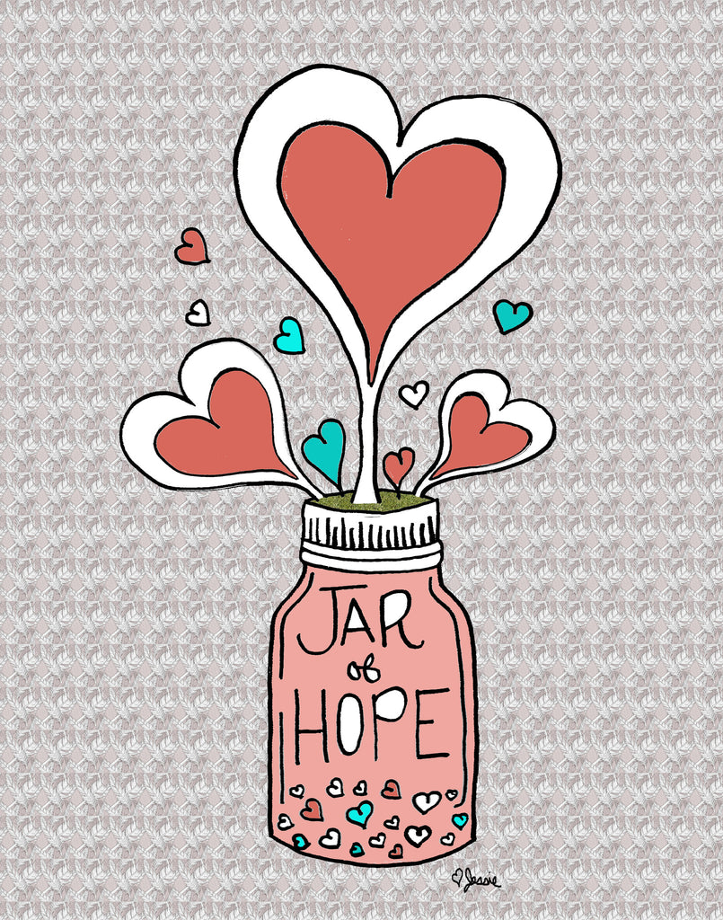 Jar of Hope - Jessie husband