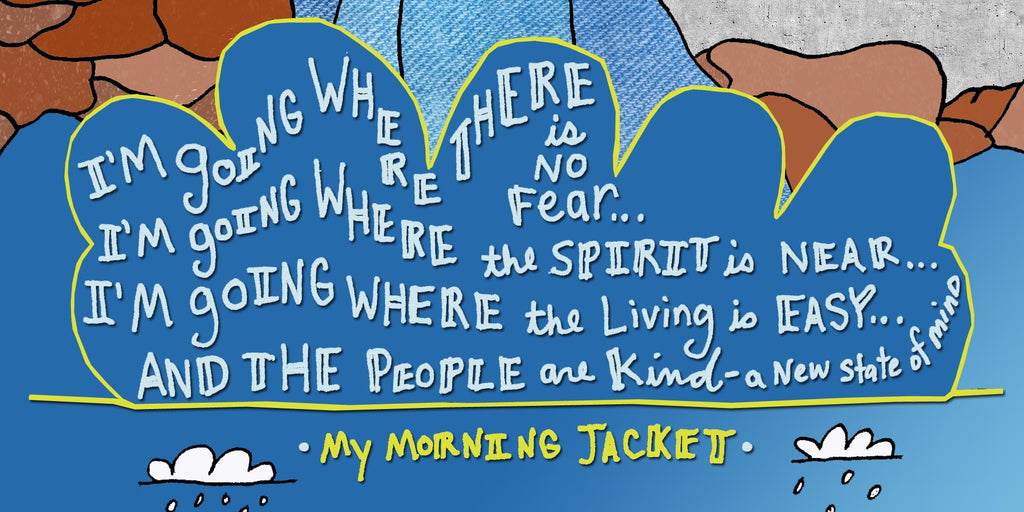 Wonderful (the way I feel), My Morning Jacket Lyrics