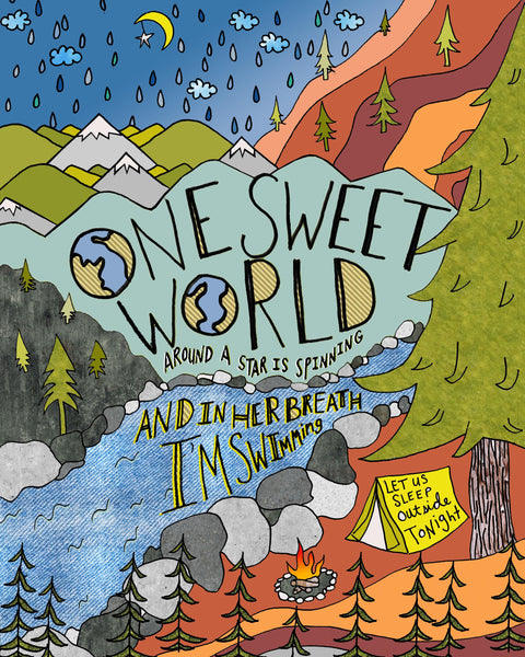One Sweet World, Dave Matthews Band lyrics