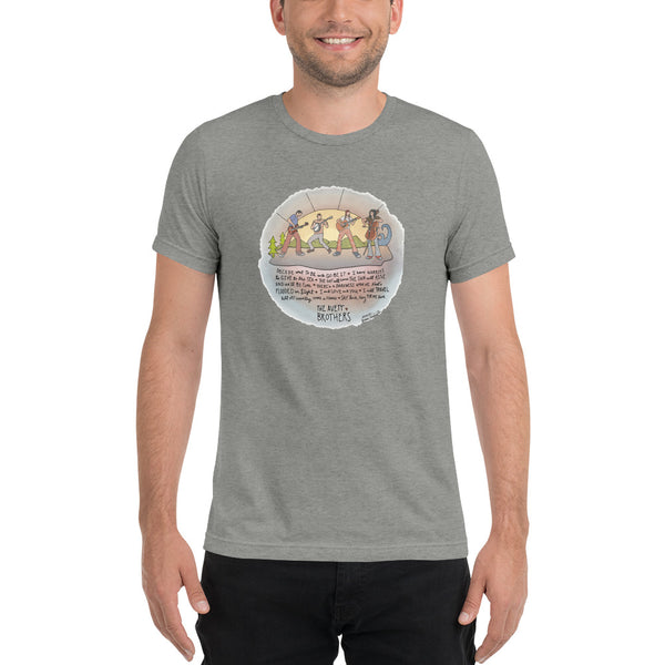 The Best of Avett Lyrics Unisex Tee - Jessie husband