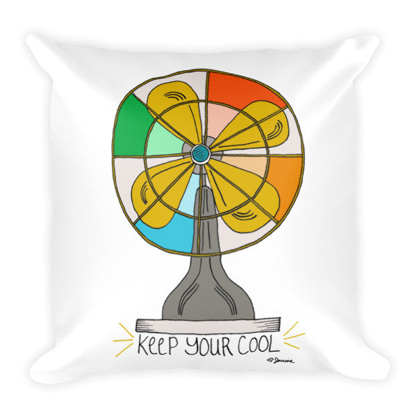 Keep your cool Pillow - Jessie husband