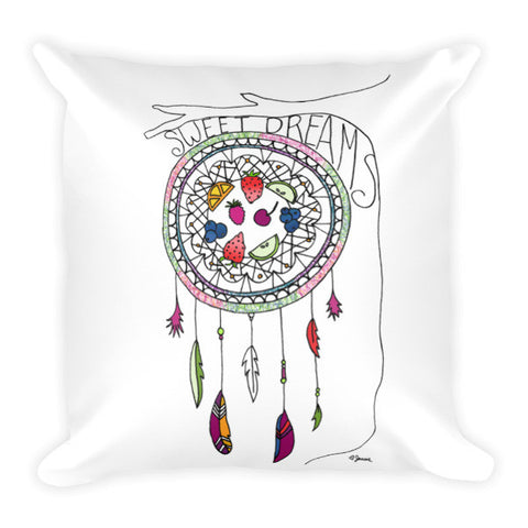 Sweet Dreams Pillow - Jessie husband