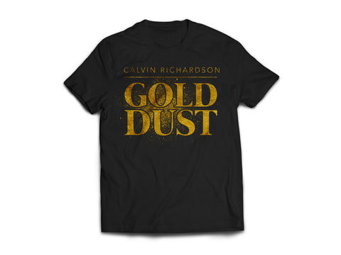 Gold Dust - Black