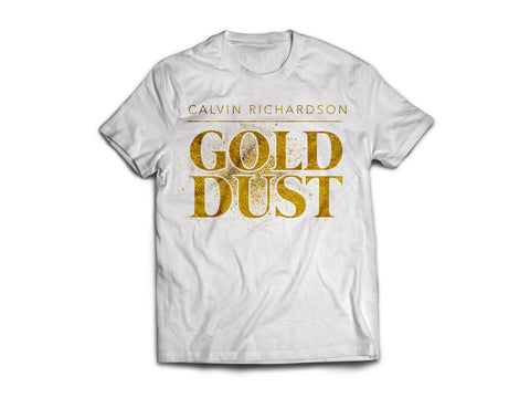 Gold Dust - White