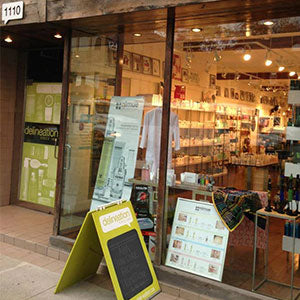 Delineation Toronto Store Front