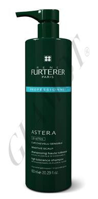 ASTERA {SENSITVE} SHAMPOO 600ML - Delineation
