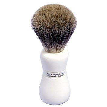 Mason Pearson Badger Shave Brush - Delineation