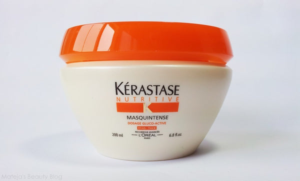 Kerastase Nutritive Masquintense Mask-Thick hair