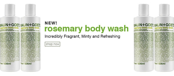 Rosemary Body Wash 236ml - Delineation