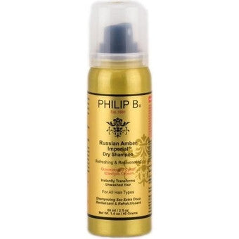 RUSSIAN AMBER DRY SHAMPOO 60ML - Delineation